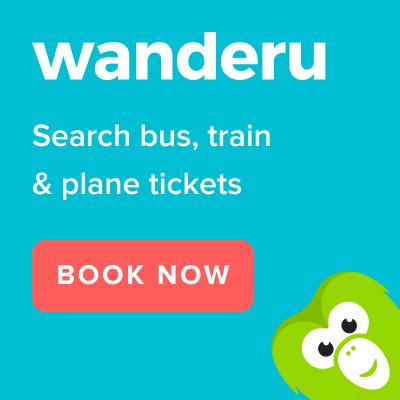 Wanderu - search bus, train & plane tickets
