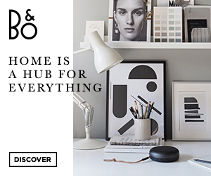 Work From Home - Bang & Olufsen