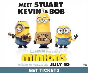 Minions Tickets