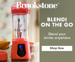 Brookstone - Brookstone New portable blender.