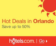Hot Deals in Orlando!