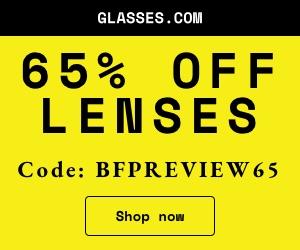 Black Friday Preview! 65% Off Lenses