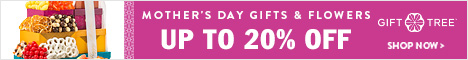 Save Up To 20% Off Mother's Day Gifts And Flowers