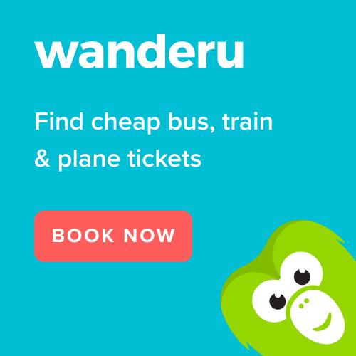 Wanderu - Find cheap bus, train & plane tickets