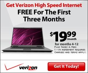 Verizon DSL