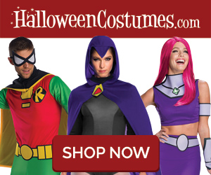 Teen Titans and New Team Titans Halloween Costumes for Boys and Girls