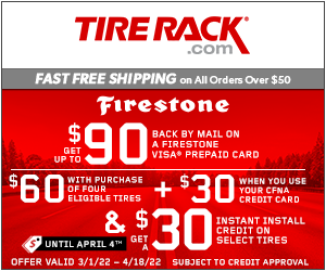 Yokohama Tires Rebates and Deals 2021: Get $80 Back By Mail. Time to Perform.