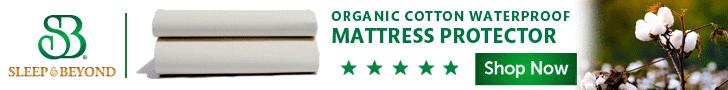Organic Waterproof Mattress Protector