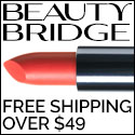 Save Up To 60% off any order & Get Free Shipping On Any Order Over $49 At BeautyBridge.com! Click He