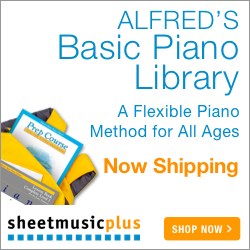 Alfred's Basic Piano Library - Popular piano method series for students and teachers!
