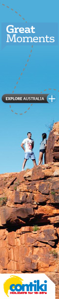Explore Australia with Contiki