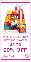 Save Up To 20% On Mother's Day Gifts And Flowers