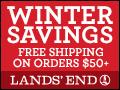 Lands' End Winter Savings