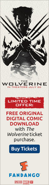 The Wolverine Gift With Purchase