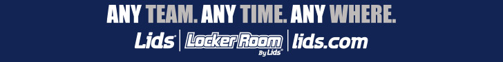 Lids Locker Room - Any Team, Any Time, Any Where
