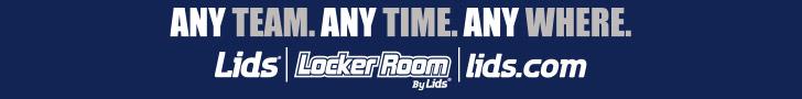 Lids Locker Room - Any Team, Any Time, Any Where