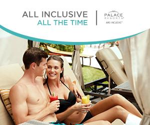En Palace Resorts los niños se hospedan gratis.