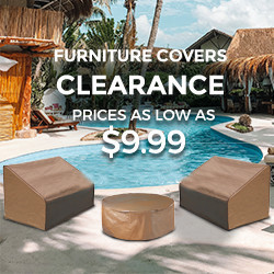 Furniture Covers Clearance! Price as Low as $9.99! No Code Need.