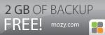 Mozy Ücretsiz Uzaktan Yedek Alma Sistemi.