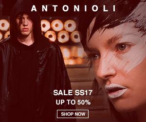 coupon Antonioli Saldi
