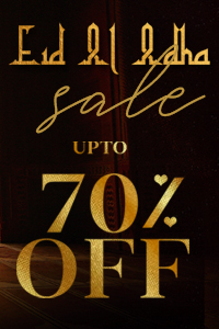 Upto 55% offer + 50% OFF on  stitching