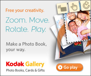 Kodak Gallery Holiday SuperSavers - up to 65% off!