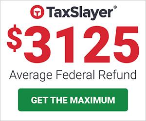 $3125 Average Fed Refund
