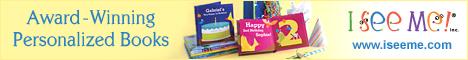 Personalized Children's Books.  Click here!