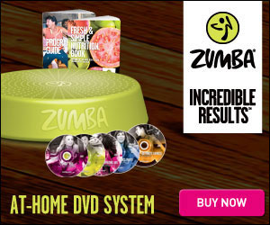 Get Incredible Results with Zumba's 2015 At-Home DVDs!