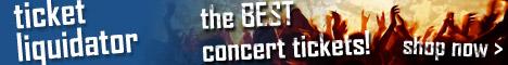 Find cheap concert tickets