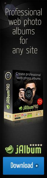 jAlbum - create stunning photo albums online
