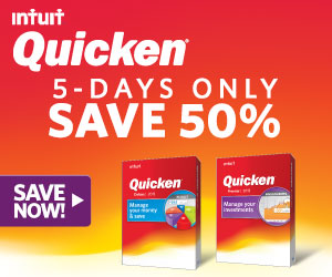Quicken 2015 Money Management - $10 Off_728x90