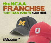 NCAA The Franchise Hat - Our Best Seller!