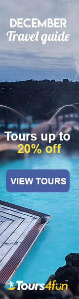 The December Travel Guide is here! Maximize your Holiday Adventures with up to 20% off trips at Tour