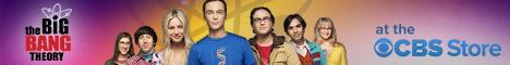 Shop Big Bang Theory at the CBS Store