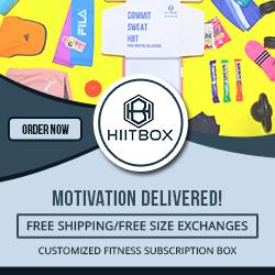Get Hiit Box Fitness Box