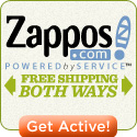 Sandals at Zappos