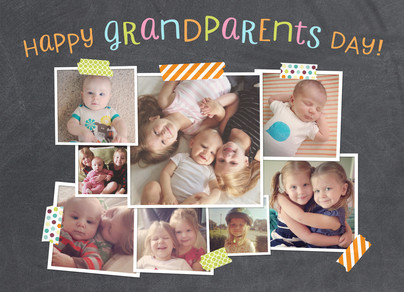 Affiliate Exclusive! $1.99 Grandparents Day Cards + FREE Stamp when we mail it for you at Cardstore!