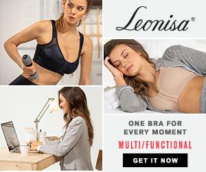 Leonisa Multi/Functional Bra