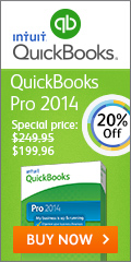 Get back to business with QuickBooks.