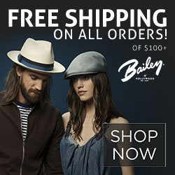 Free Shipping on all orders over $100!
