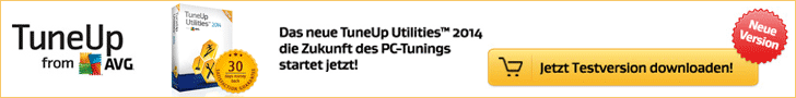 TuneUp Utilities 2014 - Jetzt testen!