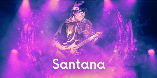 Santana Tickets