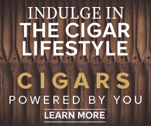 New! Cigars Powered by You!