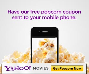 Get Free Popcorn from Yahoo! Movies