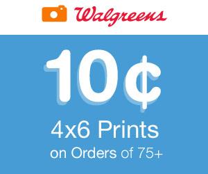 10-cent 4x6 Prints 75+ w/ code DIMEAPRINT