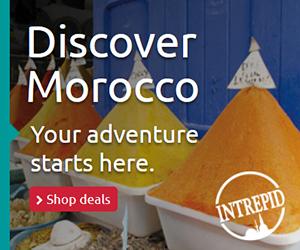 Discover Morocco 300x250
