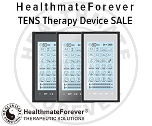 Save now on select HealthmateForever Therapy Devices at healthmateforever.com!