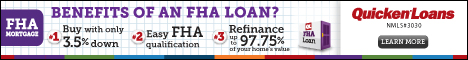 30-Year Fixed, FHA Loans, VA Loans