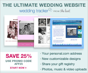 Premium Wedding Websites at WeddingTracker.com
